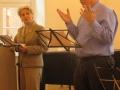 Bayreuth - ansprechendes Programm mit Otti Planerer und Bernd Kemter