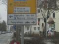 Bayreuth-Fahrt - zum Festspielhaus. Leider dürfen wir nicht rein