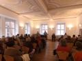 Literarisch-Musikalisches Programm im schönen Saal des Kunstmuseums