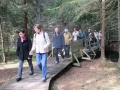Wanderung durchs Kladska Hochmoor