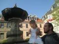 Ilmenau Am Brunnen
