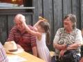 Am Kickelhahn - Sonnenschutz für Opa