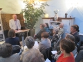 Neu-Gründung Goethe-Gesellschaft Erfurt  am 21.Oktober 2014
