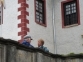 Zwiegespräch auf Burg Posterstein