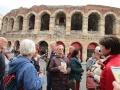 Verona am Amphietheater