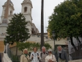 Rom - An der Spanischen Treppe