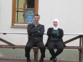 Neue kulturelle Aspekte kennengelernt - Rita und Jabagh