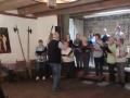 Der Chor Carmina aus Bad Köstritz singt - Kemenate Orlamünde