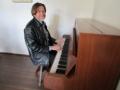 Meiningen Baumbachhaus - Dieter Schumann spielt auf