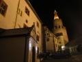 Osterburg bei Nacht