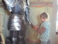 bei den Rittern auf der Rudelsburg
