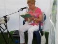 Wallenstein-Lesung im Schillergarten