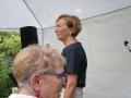 Gedichte zu Goethes Geburtstag in Schiller Garten in Jena