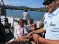 Die Fahrkarten bitte - Am Genfer See