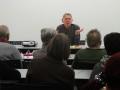 Dr. Arnold Pistiak aus  Potsdam stellt Überlegungen zu Goethe und Beethoven an